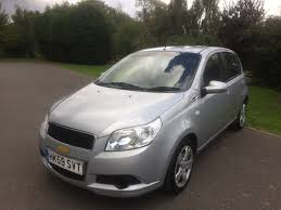 used chevrolet aveo ls manual cars for sale motors co uk