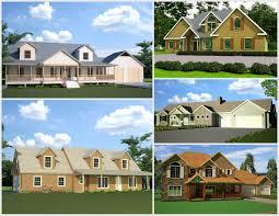 Cape Style Home Plans Country Cape Cod House Plans House Design Plans