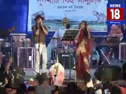 Zubeen Garg S Top Five Controversies In His Life জ ব ন - zubeen garg noonmati bihu show controversy for singing hindi song