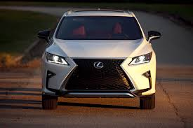 lexus rx can its legions of fans be wrong wsj
