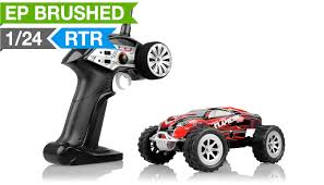 rc monster truck nitro wl toys a999 1 24 scale monster onslaught monster truck 2 4ghz