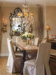 country dining room ideas country dining room ideas with rustic table and slipcovered