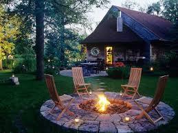 Best Backyard Fire Pits Images On Pinterest Backyard Fire - Backyard firepit designs