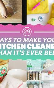 the 25 best kitchen cleaners ideas on pinterest home kitchen