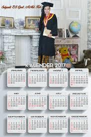 desain kalender meja keren desain dan cetak kalender keren 2017 contoh hasil desain kalender