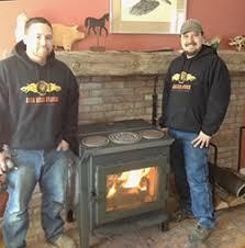 Woodstock Soapstone Company Award Winning Hybrid Wood Stove