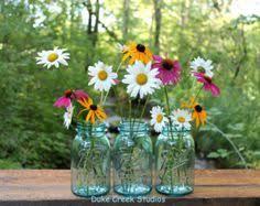 Ball Jar Centerpieces by Garden Wedding Reception Decoration Ideas How To Make Simple