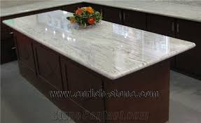 river kitchen island river white granite kitchen island top with bullnose edge from