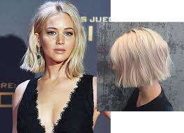 blunt cut bob hairstyle photos the blunt cut bob is everything societe magazine new zealand