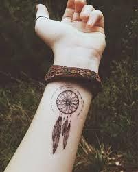 dreamcatcher tattoo upper arm 55 best dreamcatcher tattoos