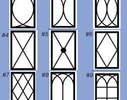 kitchen cabinet door glass inserts kitchen cabinet glass insert etsy
