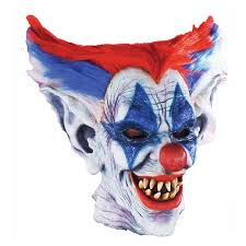 Evil Clown Halloween Costume 25 Clown Mask Ideas Clown Crafts Clown Song