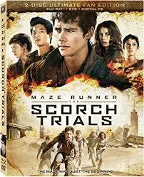 blu ray movies black friday amazon amazon com maze runner the scorch trials blu ray dvd dhd