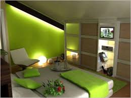 chambre ado vert deco chambre ado vert visuel 5