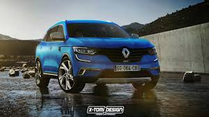 renault koleos 2017 engine 2017 renault koleos gt rendered already autoevolution