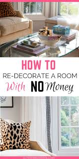 room design layout how to fix a room without spending money all
