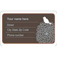 33 best printable luggage tags images on pinterest cards tags