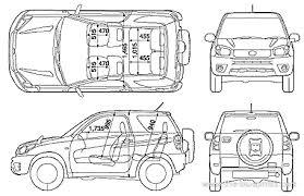 dimensions of toyota rav4 toyota rav4 3 door activity