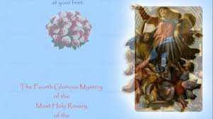 novena of thanksgiving rosary novena the glorious mysteries in thanksgiving youtube