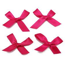 ribbon bows 50pcs silk ribbon bows bow bowknots ribbon party gift decoration