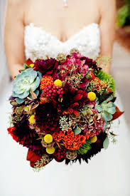 wedding flowers for october 15 fall wedding bouquet ideas for autumn brides