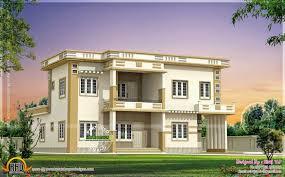 home design contemporary villa in different color binations home