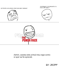 Meme Comic Editor - poker face rage comic play casino game just for fun