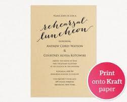 luncheon invitation wedding invitation templates wedding templates and printables