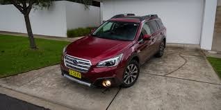 subaru outback diesel 2016 subaru outback 2 0d premium review caradvice
