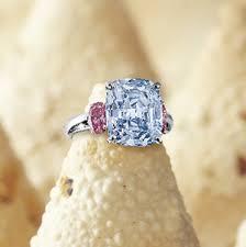 Blue Diamond Wedding Rings by Blue Diamonds Pricescope