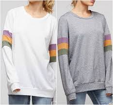 mardi gras sweatshirt fleurty girl on new color block mardigras