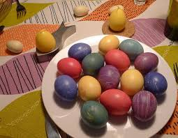 Coloring Eggs Can We Color Eggs Building Jewish Bridges