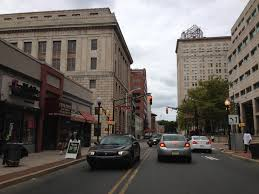 Downtown Trenton, New Jersey