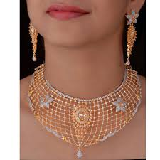 bridal necklace set images India bridal necklace set from kolkota wholesaler indian fashions jpg