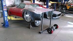 custom c3 corvette dash tubbed rides magazine