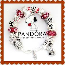 european sterling silver charm bracelet images Beautiful sterling silver pandora charm bracelet with silver and jpg