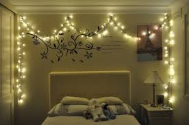 white lights hanging around your room a definite yes