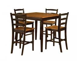 High Top Kitchen Tables High Top Kitchen Table And Chairs Within - Kitchen table for two