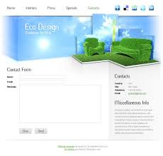 Home Design Free Website Free Furniture Website Template