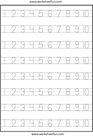 handwriting worksheets with numbers printable numbers handwriting worksheet lovely printable numbers tracing