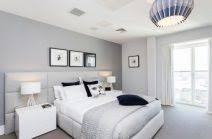 schöne schlafzimmer ideen verzierung schlafzimmer ideen weiß beige grau schlafzimmerwand