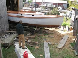 boatbuilding with burnham sawdust will launch on sat june 19 at