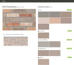 walnut creek tudor brown brick general shale behr ppg paints
