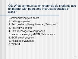 Seeking Text Message Informal Help Seeking Ict Use