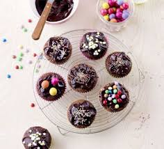 chocolate fudge cupcakes recipe bbc good food