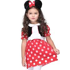 Minnie Mouse Halloween Costume Toddler Halloween Costume Minnie Mouse Promotion Shop Promotional