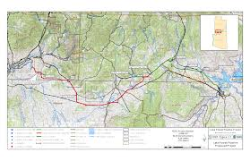 Map Of Arizona And Utah by Lake Powell Pipeline Proposed Map U2013 St George News