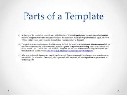 reference templates for distance education students