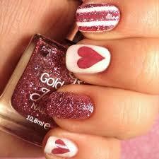 30 lovely valentine u0027s day nails stayglam