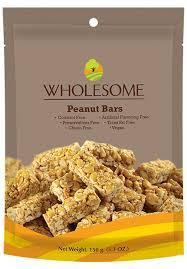 cuisine snack nut bars peanut bar ขนมถ วต ด wholesome healthy snacks